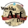 World Art Day special -Woensdag 15 april 2015