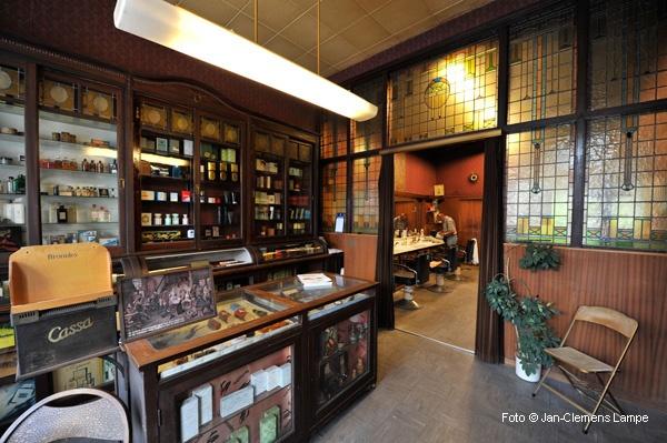 Kapsalon Le Jeune Tilburg Interieur fotografie door Jan-Clemens ...